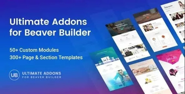 Download Ultimate Addons For Beaver Builder Wordpress Plugins gpl licenced not nulled not cracked for free