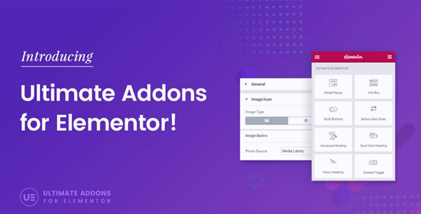 Download Ultimate Addons for Elementor Wordpress Plugins gpl licenced not nulled not cracked for free