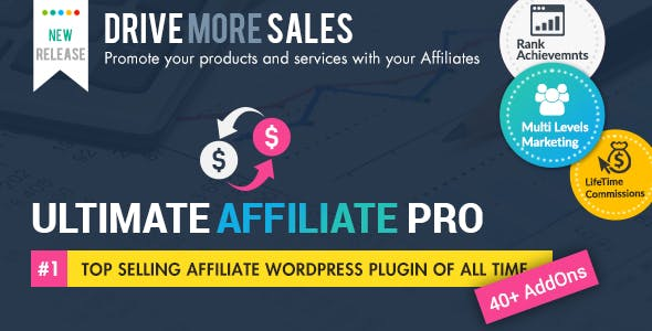 Download Ultimate Affiliate Pro Plugin Wordpress Plugins gpl licenced not nulled not cracked for free