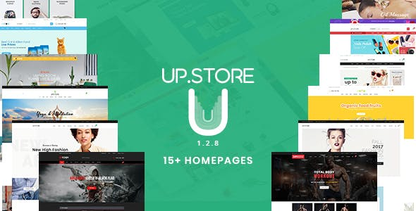 Download UpStore  – Responsive Multi-Purpose Theme wordpress themes gpl licenced not nulled not cracked for free