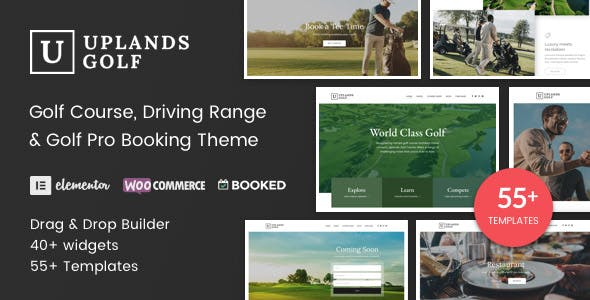 Download Uplands  – Golf Course WordPress Theme wordpress themes gpl licenced not nulled not cracked for free