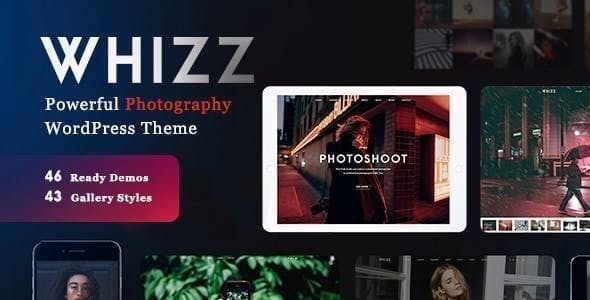 Download WHIZZ  – Photography WordPress Theme wordpress themes gpl licenced not nulled not cracked for free