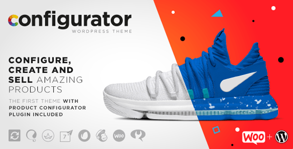Download WP Configurator  – WooCommerce Theme wordpress themes gpl licenced not nulled not cracked for free