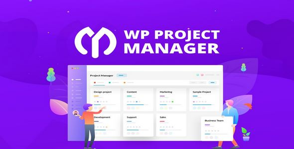 Download WP Project Manager Pro Wordpress Plugins gpl licenced not nulled not cracked for free