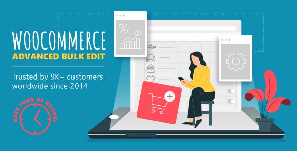 Download WooCommerce Advanced Bulk Edit Wordpress Plugins gpl licenced not nulled not cracked for free