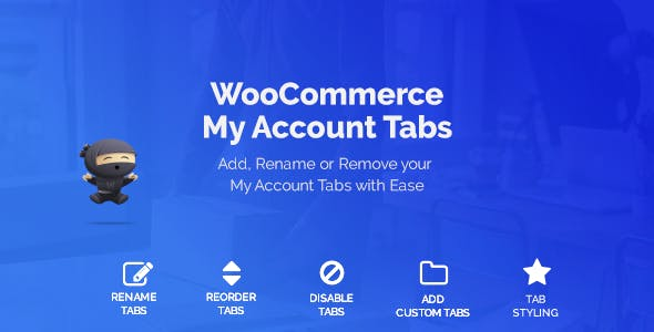 Download WooCommerce Custom My Account Pages Wordpress Plugins gpl licenced not nulled not cracked for free