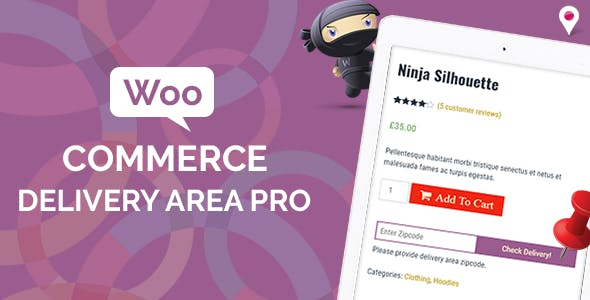 Download WooCommerce Delivery Area Pro Wordpress Plugins gpl licenced not nulled not cracked for free
