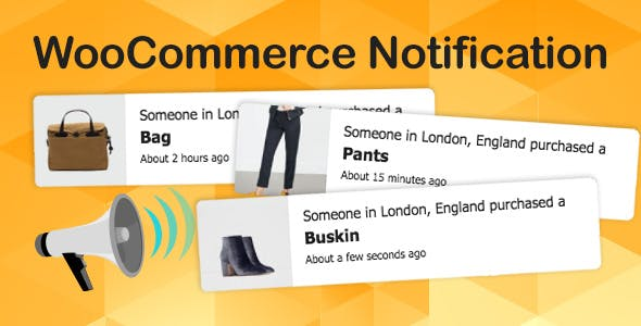 Download WooCommerce Notification  – Boost Your Sales Wordpress Plugins gpl licenced not nulled not cracked for free