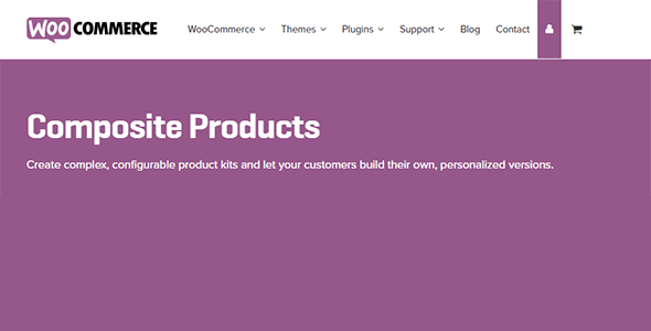 Download WooCommerce Composite Products Wordpress Plugins gpl licenced not nulled not cracked for free
