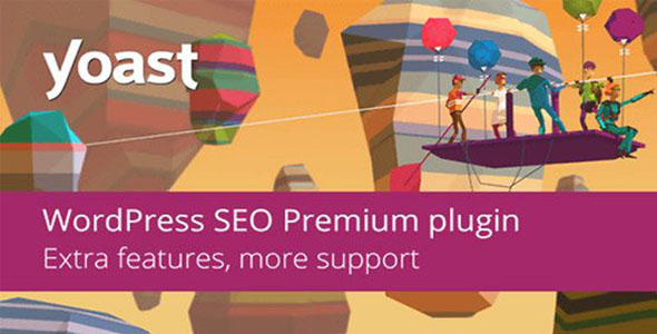 Download Yoast SEO Premium  – The # SEO Plugin Wordpress Plugins gpl licenced not nulled not cracked for free