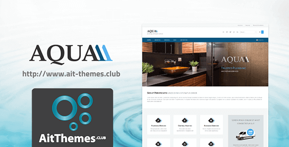 Download AIT Aqua WordPress Theme wordpress themes gpl licenced not nulled not cracked for free