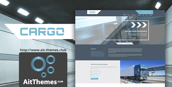 Download AIT Cargo WordPress Theme wordpress themes gpl licenced not nulled not cracked for free