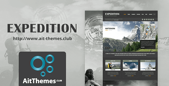 Download AIT Expedition WordPress Theme wordpress themes gpl licenced not nulled not cracked for free