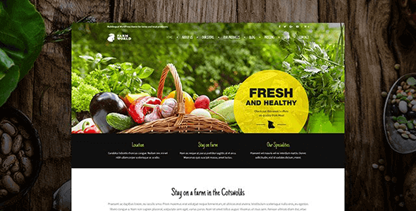 Download AIT Farmworld WordPress Theme wordpress themes gpl licenced not nulled not cracked for free