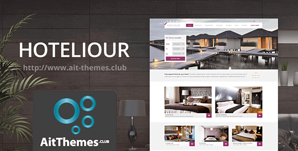 Download AIT Hoteliour WordPress Theme wordpress themes gpl licenced not nulled not cracked for free