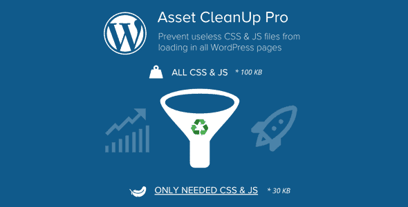 Download Asset CleanUp Pro Performance Plugin Wordpress Plugins gpl licenced not nulled not cracked for free