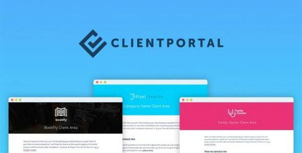 Download Client Portal for WordPress Wordpress Plugins gpl licenced not nulled not cracked for free