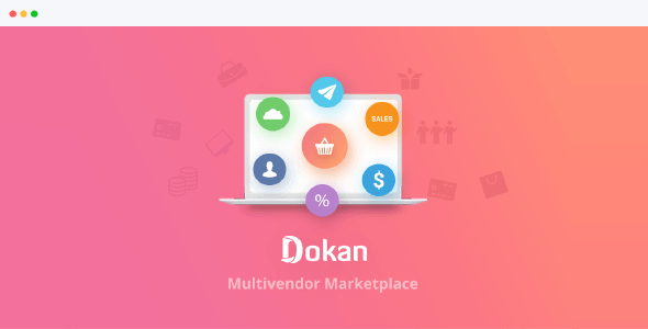 Download Dokan Pro eCommerce Marketplace Wordpress Plugins gpl licenced not nulled not cracked for free