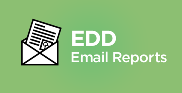 Download Easy Digital Downloads Email Reports Wordpress Plugins gpl licenced not nulled not cracked for free