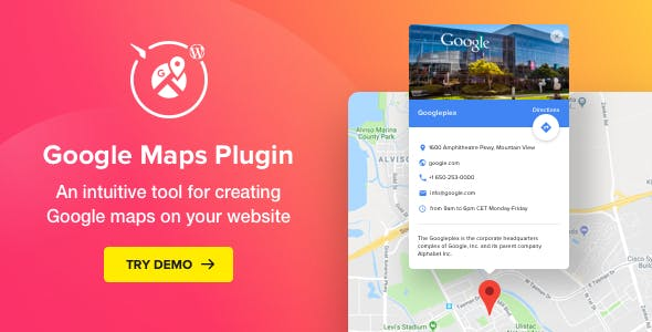 Download Elfsight Google Maps Plugin Wordpress Plugins gpl licenced not nulled not cracked for free