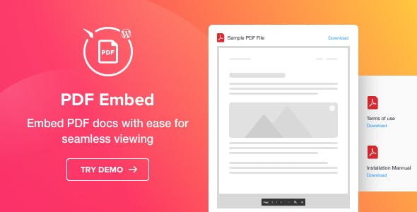Download Elfsight PDF Embed Plugin Wordpress Plugins gpl licenced not nulled not cracked for free