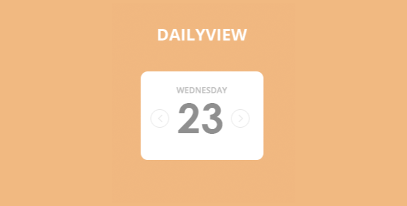 Download EventOn Daily View Add-on Wordpress Plugins gpl licenced not nulled not cracked for free
