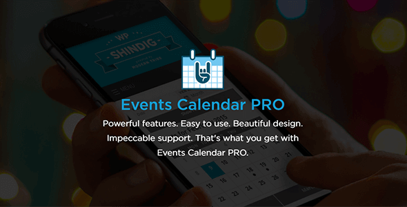 Download The Events Calendar Pro Wordpress Plugins gpl licenced not nulled not cracked for free