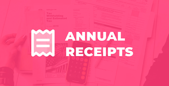 Download GiveWP Annual Receipts Add-on Wordpress Plugins gpl licenced not nulled not cracked for free