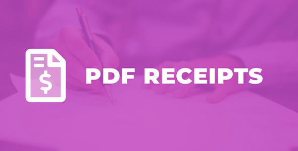 Download GiveWP PDF Receipts Add-On Wordpress Plugins gpl licenced not nulled not cracked for free