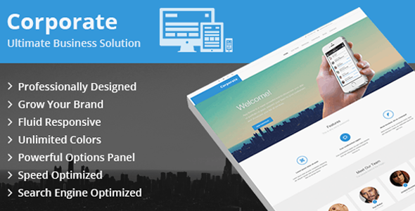 Download MyThemeShop Corporate WordPress Theme wordpress themes gpl licenced not nulled not cracked for free