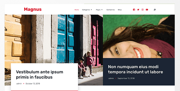 Download MyThemeShop Magnus WordPress Theme wordpress themes gpl licenced not nulled not cracked for free