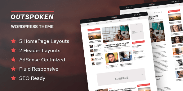 Download MyThemeShop Outspoken Theme wordpress themes gpl licenced not nulled not cracked for free