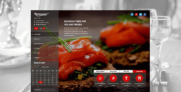 Download AIT Ristorante+ WordPress Theme wordpress themes gpl licenced not nulled not cracked for free