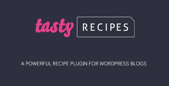 Download Tasty Recipes  – Recipe Plugin for Food Blogs Wordpress Plugins gpl licenced not nulled not cracked for free