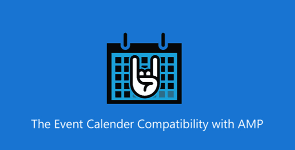 Download The Event Calendar for AMP Wordpress Plugins gpl licenced not nulled not cracked for free