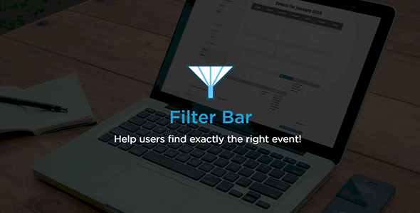 Download The Events Calendar Pro Filter Bar Wordpress Plugins gpl licenced not nulled not cracked for free