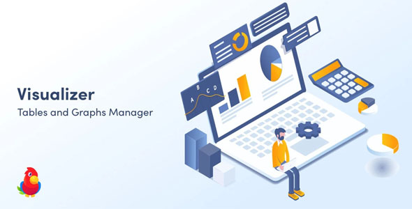 Download Visualizer Charts and Graphs Plugin Wordpress Plugins gpl licenced not nulled not cracked for free