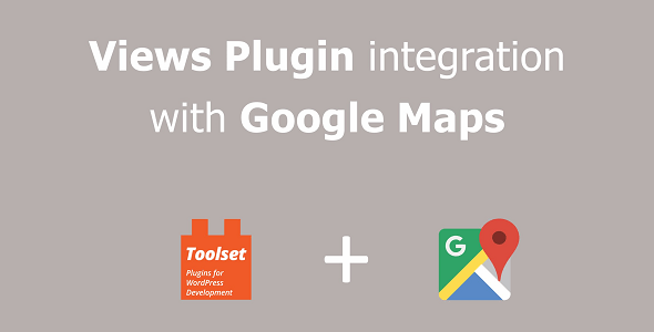 Download Toolset Maps  – Displaying Content on Maps Wordpress Plugins gpl licenced not nulled not cracked for free