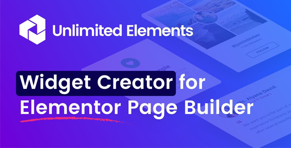Download Unlimited Elements for Elementor Wordpress Plugins gpl licenced not nulled not cracked for free