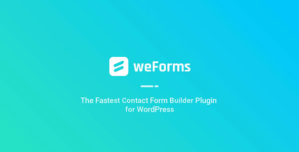 Download weForms Pro (business) Plugin Wordpress Plugins gpl licenced not nulled not cracked for free