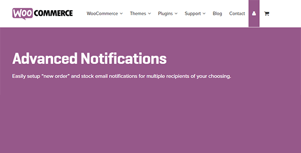 Download WooCommerce Advanced Notifications Wordpress Plugins gpl licenced not nulled not cracked for free