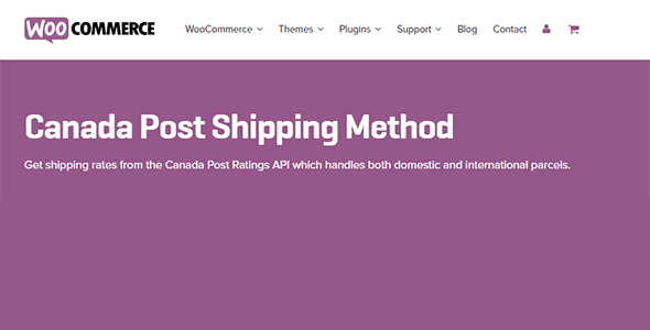 Download WooCommerce Canada Post Shipping Method Wordpress Plugins gpl licenced not nulled not cracked for free
