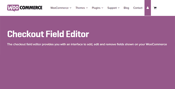 Download WooCommerce Checkout Field Editor Wordpress Plugins gpl licenced not nulled not cracked for free