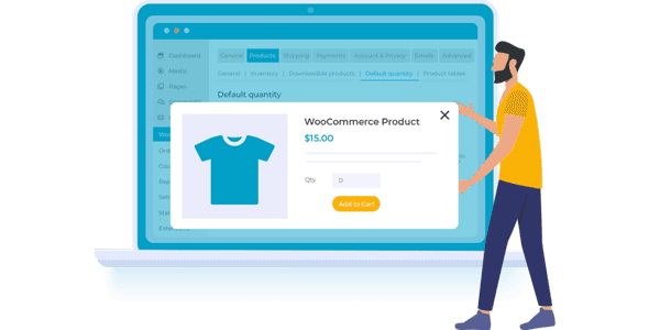 Download WooCommerce Default Quantity Wordpress Plugins gpl licenced not nulled not cracked for free