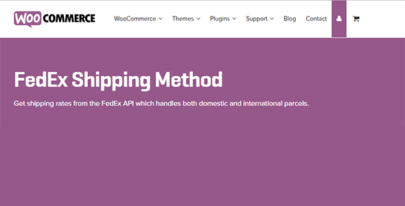 Download WooCommerce FedEx Shipping Method Wordpress Plugins gpl licenced not nulled not cracked for free