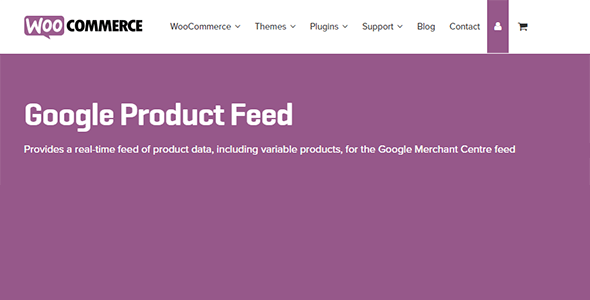 Download WooCommerce Google Product Feeds Wordpress Plugins gpl licenced not nulled not cracked for free