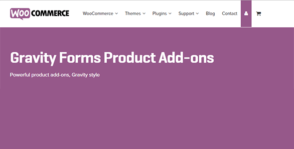 Download WooCommerce Gravity Forms Product Add-ons Wordpress Plugins gpl licenced not nulled not cracked for free