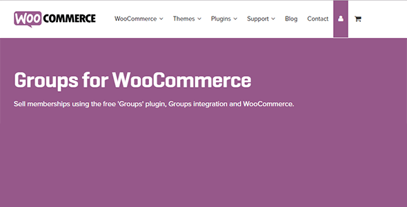 Download WooCommerce Groups Wordpress Plugins gpl licenced not nulled not cracked for free