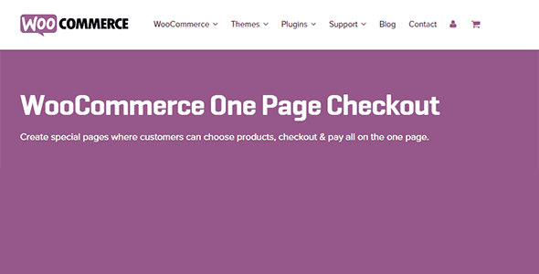 Download WooCommerce One Page Checkout Wordpress Plugins gpl licenced not nulled not cracked for free