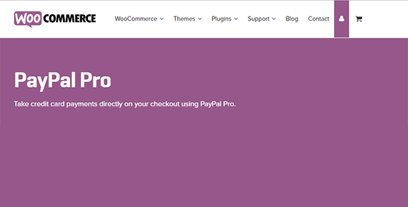 Download WooCommerce PayPal Pro Integration Wordpress Plugins gpl licenced not nulled not cracked for free
